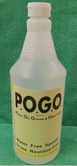 P.O.G.O. - Paint, Oil, and Grease