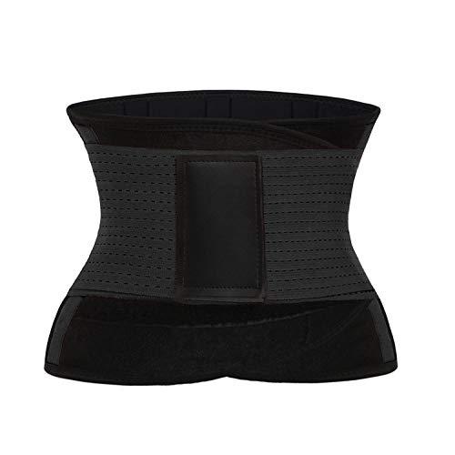 shrinkingwaist.com QEESMEI Waist Trainer Belt