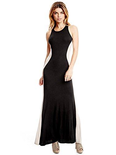 G by GUESS Women's Gianni Hourglass Maxi Dress