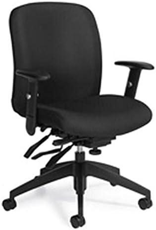 Global Truform Medium Back Multi Tilter Office Chair