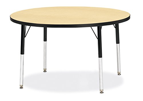 Berries 6468JCE011 Round Activity Table, E-Height, 42
