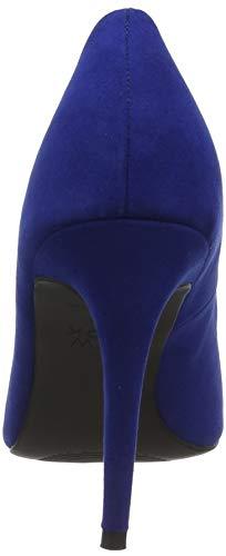 43 Femme Fermé Bleu Blue New Look bright Yummy Escarpins Bout xRaZq