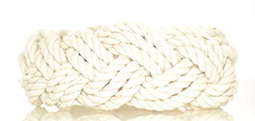 Mystic Knotwork Sailor Bracelet Original Large Wrist 78 in Natural