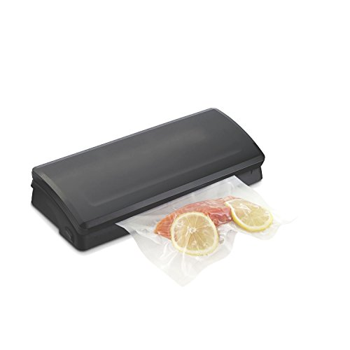 Vacuum Sealer Rolls Sous Vide Bags Two 2 Large 11