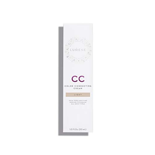 Lumene CC Color Correcting Cream SPF20, Light