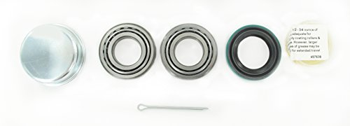 (SKF 21 Recreational Trailer Seal and Bearing Kit (1-Inch Axle) )