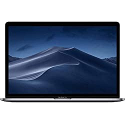 Apple MacBook Pro (15-inch, 2.3GHz 8-core 9th-generation Intel Core i9 processor, 512GB) - Space Gray (Latest Model)