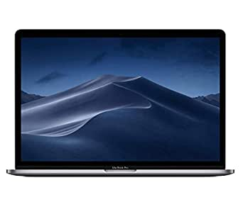 "Apple MacBook Pro (15"" Retina, Touch Bar, 2.2GHz 6-Core Intel Core i7, 16GB RAM, 256GB SSD) - Space Gray (Latest Model)"