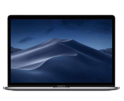 "Apple MacBook Pro (15"" Retina, Touch Bar, 2.2GHz 6-Core Intel Core i7, 16GB RAM, 256GB SSD) - Space Gray (Latest Model)"