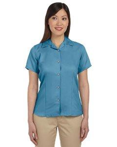 Ladies' Bahama Cord Camp Shirt - CLOUD BLUE - M Ladies' Bahama Cord Camp ()