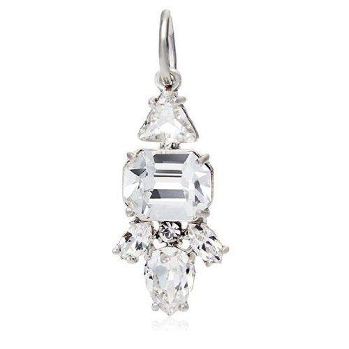 Juicy Couture Gemstone Cluster Charm Clear YJRU6152