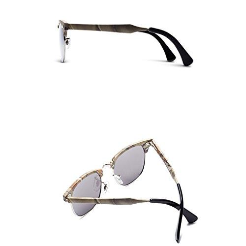 Redonda GAOYANG Conducción Sol Masculina Marea B Elegante Sol Cara Sol Gafas Femenina De Color De Retro Gafas Polarizadas Personalidad De B Gafas rznqrITx7