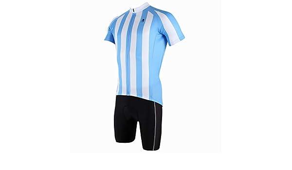 Jerseys de equitación Traje de montar en bicicleta Traje azul a ...