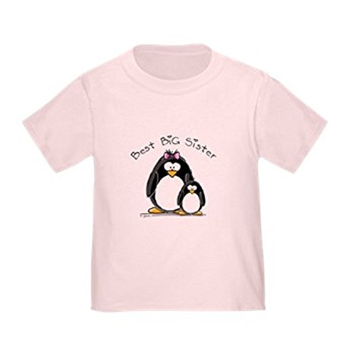 CafePress Sister Penguins Toddler T Shirt