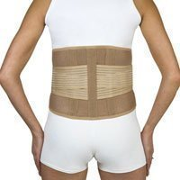 Support4Physio Oppo: Sacro Lumbar Support Op1064 - Large by Support4Physio