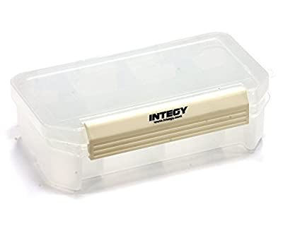 Integy RC Hobby C24800 Plastic Storage Box 145x90x40mm for Small Parts & Hardware 8 Compartments