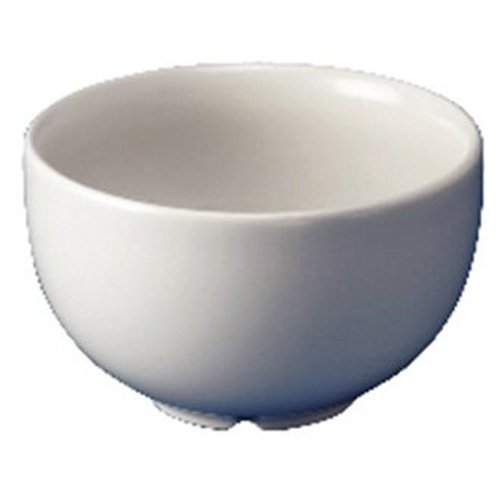 Pack of 6 White Churchill Super Vitrified CC427 Snack Attack Medium Soup Bowl