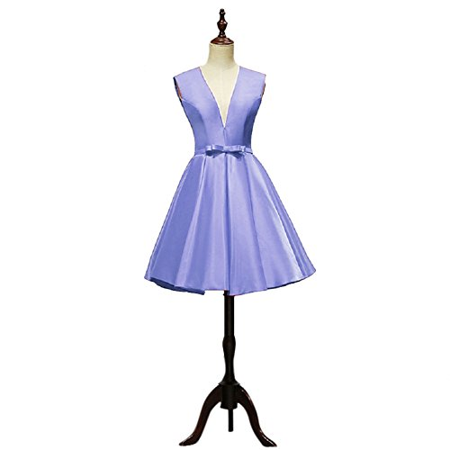 Vimans - Robe - Trapèze - Femme violet violet clair 50