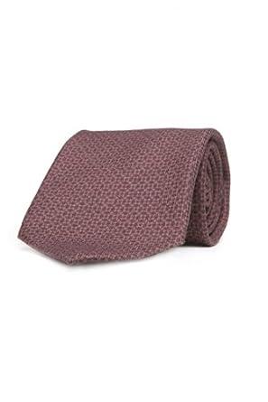 Gianfranco Ferre Tie CHECK, Color: Purple, Size: One Size at Amazon
