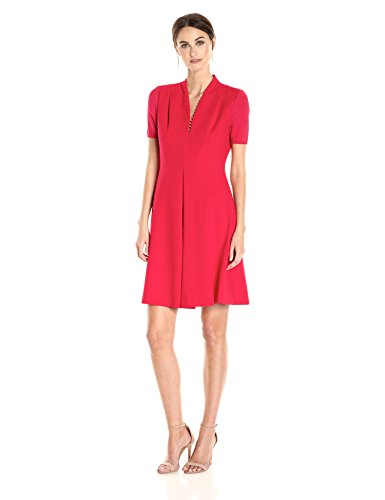 T Tahari Women's Flora Dress