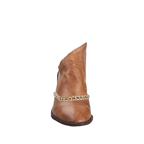 ... Antilope Womens 558 Skinn Cowgirl Muldyr Taupe ...