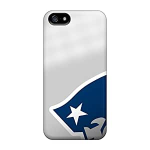 New Fashionable LDL4335XIHH Covers Cases Specially Made Case For Ipod Touch 5 Cover (new England Patriots) Black Friday