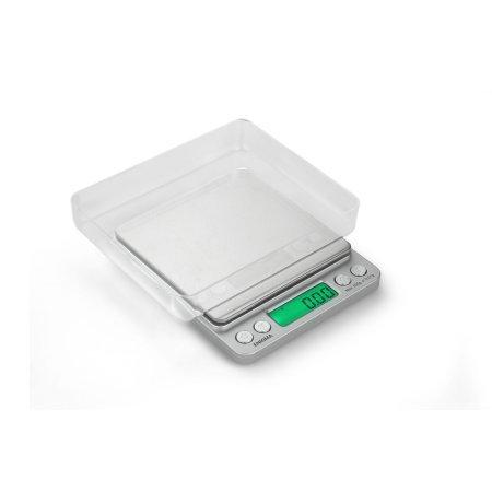 ENIGMA Digital Mini Scale 500g x 0.01g Silver