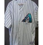 Signed Johnson, Randy (Arizona Diamondbacks) Replica Arizona Diamondbacks Jersey size 2XL autographed