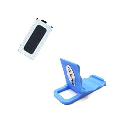Earpiece Ear Speaker for Verizon Motorola Droid Turbo 2 XT1585 XT1580 XT1581 + PHONSUN Portable Cellphone Holder