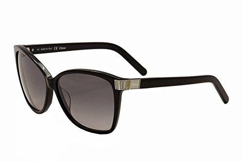 Chloe CE604S 001 Black CE604S Cats Eyes Sunglasses Lens Category - 2013 Chloe Sunglasses