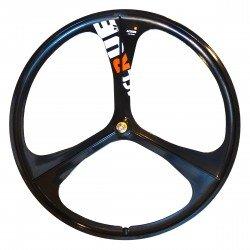 Radzylinder mowheel alu-3 vorne schwarz-accrue