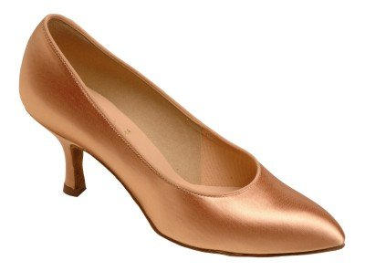 1003 Ladies' Court Shoe with a 2.0