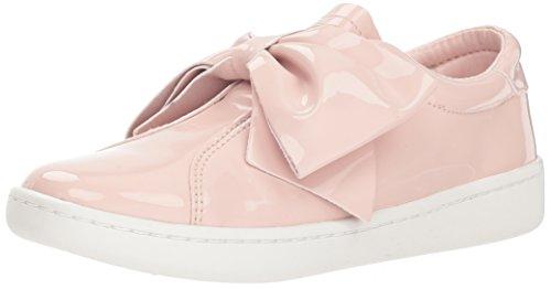 Keds Girls' Ace Bow Sneaker, Blush, 3.5 M US Big Kid