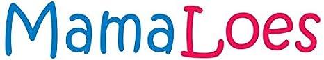 klappbar inklusive Tragetasche blau MamaLoes Ding Basic Baby Reisebett mit Matratze 60 x 120 cm