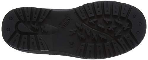 Harvea black Donna Aigle Collo Alto Nero A Mtd Sneaker BTPPwqOU