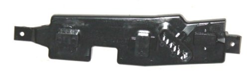 Sherman Replacement Part Compatible with Chevrolet-GMC Driver Side Taillight Housing (Partslink Number GM2806101)