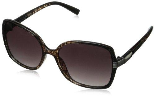 Rocawear R3154 Rectangular Sunglasses - Black Animal - 55 mm