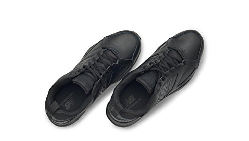 5 Extra 4e 9 Trainers Wide Mense Black Blance New Fiiting pFZqZ1R
