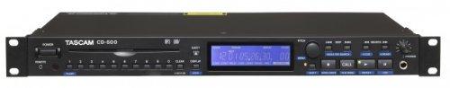 【正規取扱店】 TASCAM CDプレーヤー B004JXMW96 業務用1U CD-500 CD-500 業務用1U B004JXMW96, イイもの下着ヘヴンズブルー:9ac06e91 --- arianechie.dominiotemporario.com