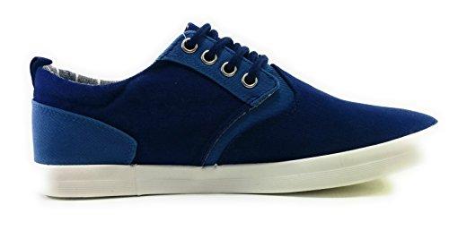 J'hayber Jhayber Azul Hombre Roma Zapatillas Lona rrqUC