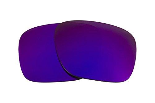 New SEEK Replacement Lenses Oakley HOLBROOK - Polarized - Purple Oakley Lenses
