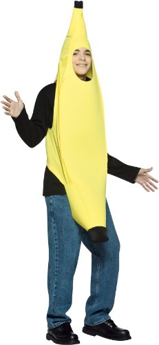 Rasta Imposta Teen Banana Halloween Costume, Size 12-16 (Girls Teen Costumes)