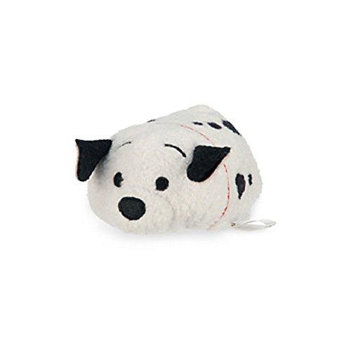 Disney Lucky ''Tsum Tsum'' Plush - 101 Dalmatians - Mini - 3 1/2''