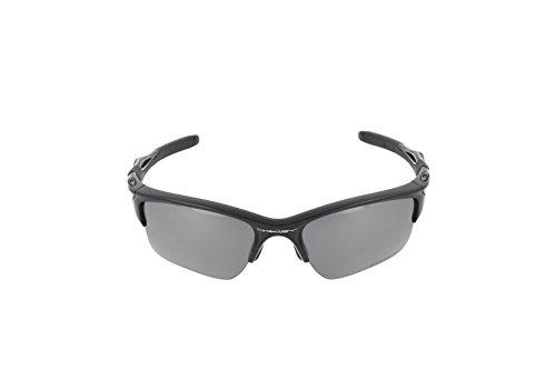 04 2 Iridium 9144 soleil Oakley XL Half 0 Polarized Lunettes Black de Jacket qxC47nEw