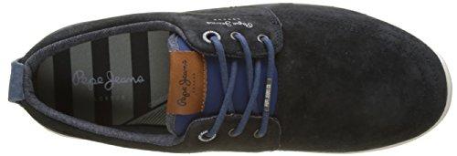 Deck Jeans Blu Scarpe Marine Jayden Basse Uomo Ginnastica Pepe da TExBPBw