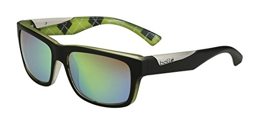 Bolle Jude Sunglasses, Brown Emerald, Matte - Jude Sunglasses Bolle