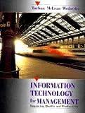 Information Technology for Management 9780070390614