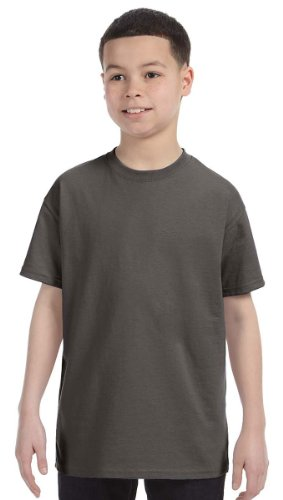 Hanes Authentic TAGLESS® Kids' Cotton T-Shirt