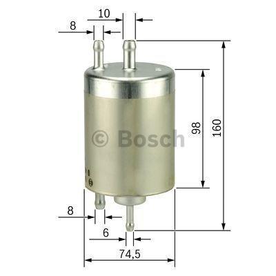 Bosch 0 450 915 003 Kraftstofffilter