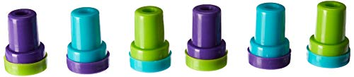 Awesome Scooby-Doo Birthday Party Stamper Set Favour, Plastic , 1